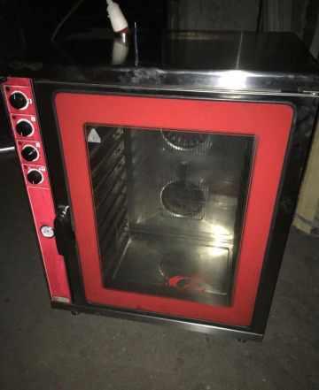 Печь пекарская 10 уровней