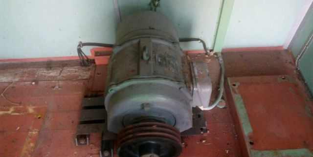 Электрогенератор 380 v 15 кват