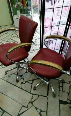Кресло парикмахерское. Зеленоград