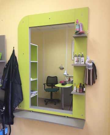 Парикмахерское зеркало