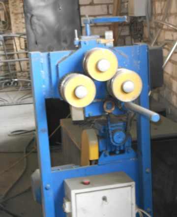 Оборудование для изготовления мебели из хром. труб