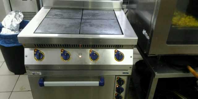 Плита Абат с духовкой