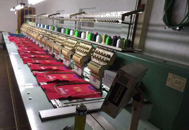 Вышивальная машина Tajima tmfd-G1215