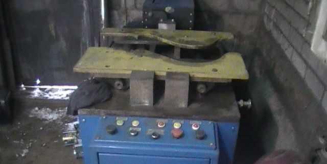 Кузнечный пресс ажур - 3м