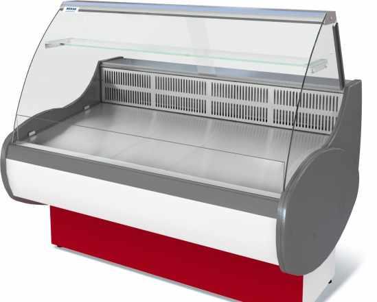 Холодильные витрины- среднетемпиратурные- универса