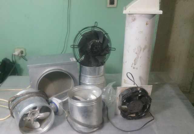 Вентиляторы для минифермы