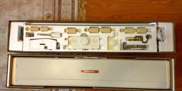 Silver reed SK280/SRP60N вязальная машина