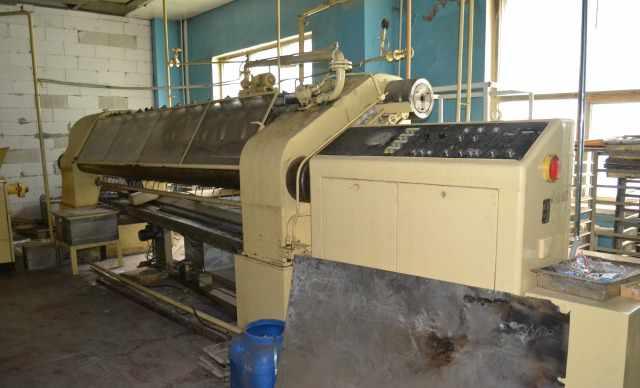 Пресс для производства масла Nagema