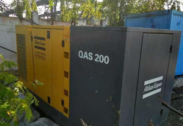 Дизельный генератор (электростанция)