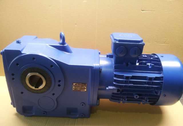 Цилиндро-конический мотор-редуктор Nord