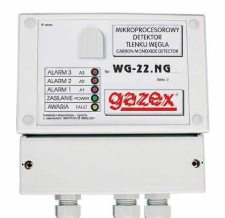 Детектор окиси углерода (CO) Gazex WG-22