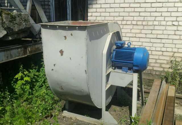 Вентилятор N 10 низкого давления
