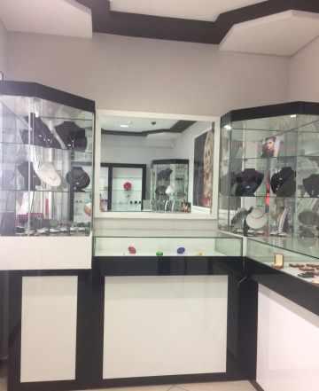 Торговое Оборудование для ювелирных изделий