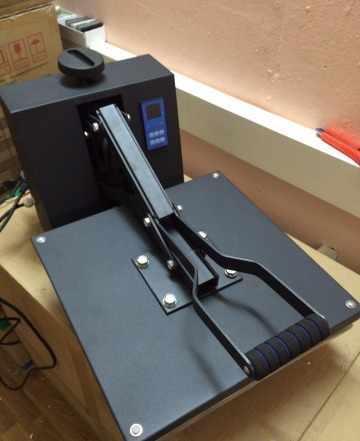 Откидной термопресс SB05 38х38 см Новый