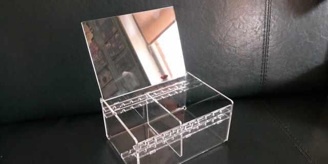 Лэшбоксы для хранения Планшетов с ресничками