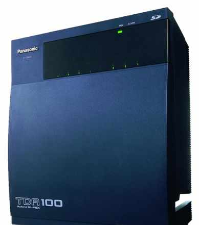 Мини-атс Panasonic KX-TDA100RU