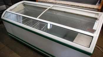 Б/у морозильный ларь AHT 804L