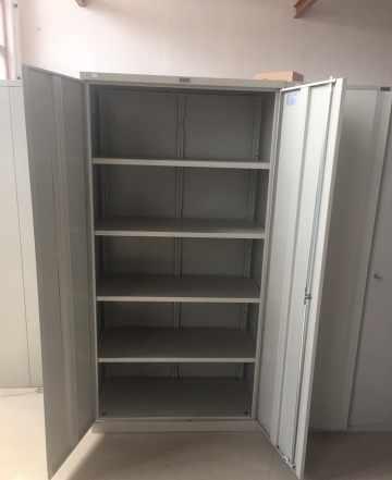 Шкафы металлические б/у