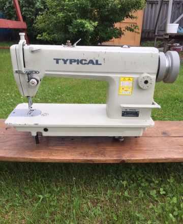 Производственная швейная машинка typical (б/у)