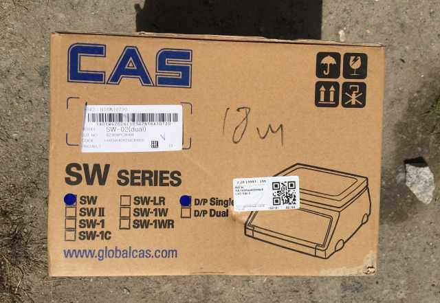 CAS SW-02
