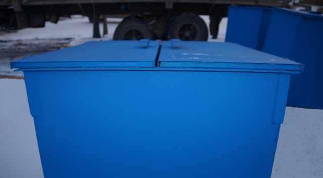 Мусорный контейнер, бак