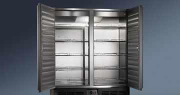 Новый холодильный шкаф Рапсодия 1400MX (нерж.)