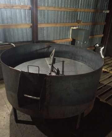 Оборудование для жарки подсолнечника