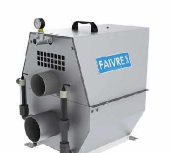 Фильтр барабанный Faivre 1-40