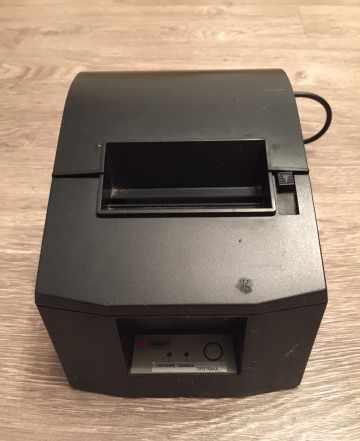 Чековый принтер star TSP600