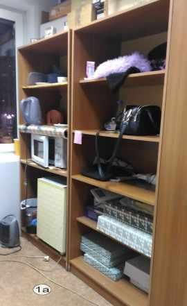 шкафы и тумбочки б/у
