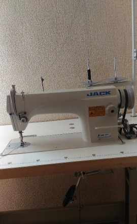 промышленную машинку jack