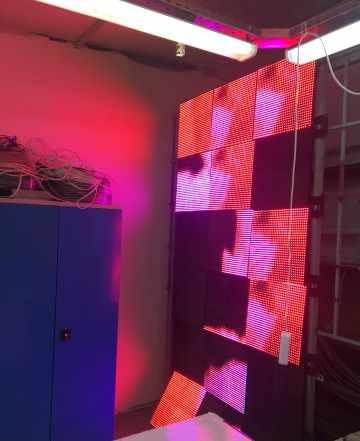 Светодиодный экран Светодиодная вывеска