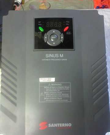 Частотный преобразователь синус м 0014 4т ва2к2
