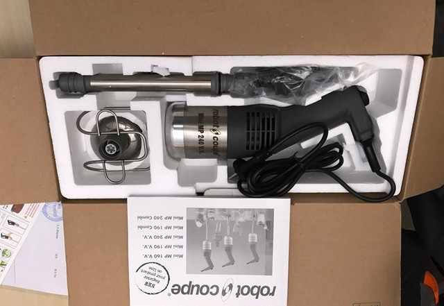 Миксер ручной Robot Coupe Mini MP 240 V. V