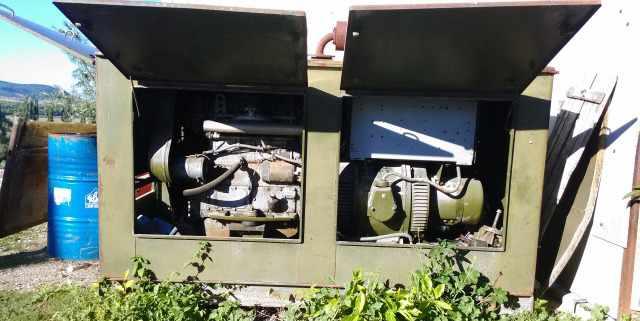 Дизельная электростанция ад-10-Т400-1Р