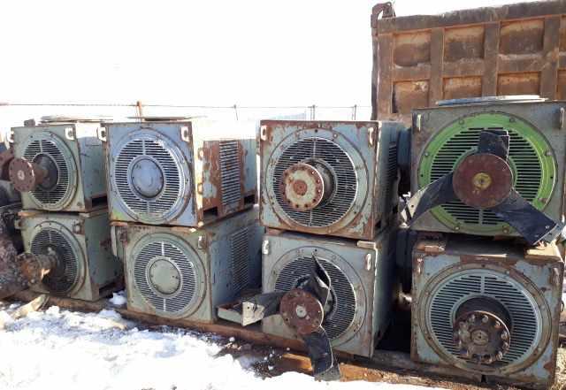 А355L-4 250 кВт; 1500 об/мин; 6000 В