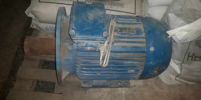 2 электродвигателя