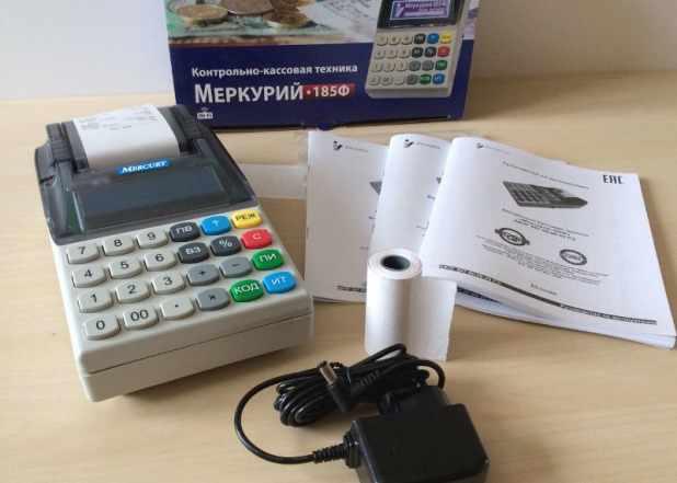 Кассовый аппарат для магазина в Керчи
