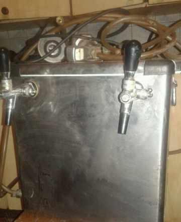 Охладитель для пива и кваса