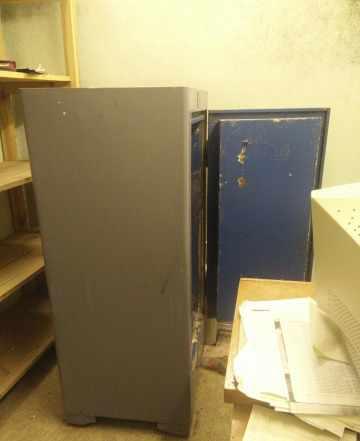 Шкафы-сейфы архивные металлические
