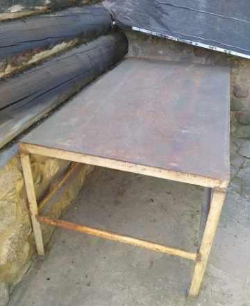 Стол металлический/верстак