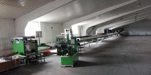 Линия для производства рафинада taysan makina