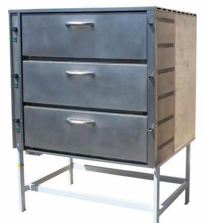 Шкаф пекарный эшп-3