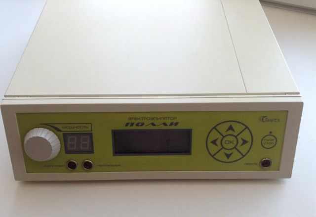 Аппарат для электроэпиляции Галатея Полли