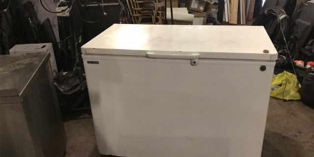 Ларь морозильный Italfrost CF400S без корзин БУ