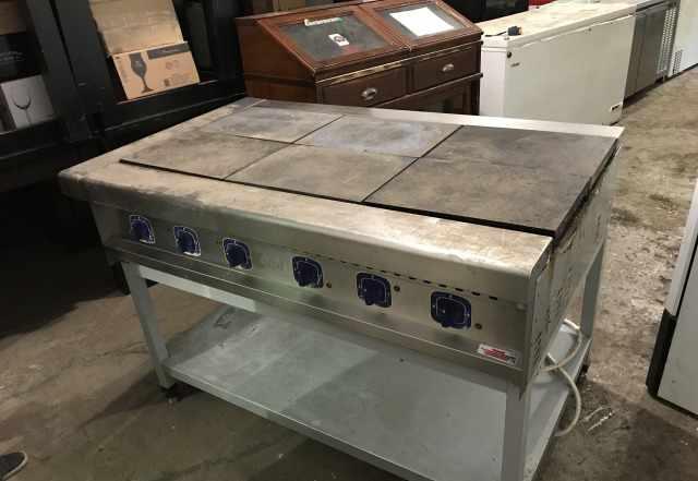 Плита электрическая Abat эп-6П БУ