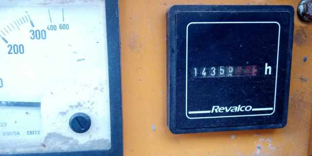 Дизель генератор. Geko130000. 104 кв