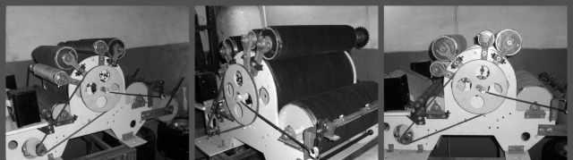 Бытовая чесальная машина (чбв)