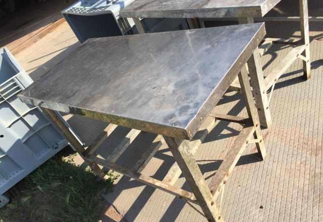 Стол для пищевого производства (нержавейка)