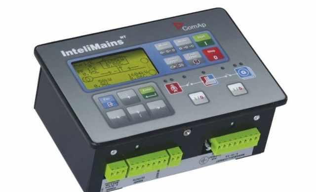 Контроллеры ComAp и панели, сервис дгу
